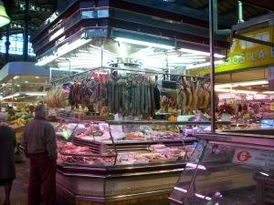 Mercado de la Esperanza, Santander