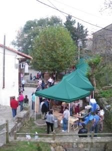 Mercado de los Valles Pasiego, Aloños