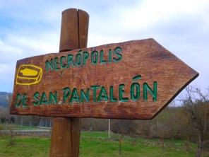 Necropolis San Pantaleon