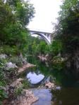Town bridge over the Pas