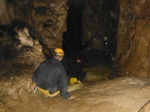 Caving in Coventosa