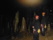 Sala de los Fantasmas, Coventosa cave