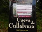 Cueva de Cullalvera opening times 2014