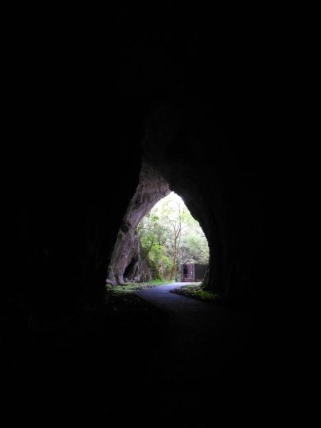 Cullalvera cave mouth