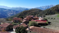 Cahecho and the Picos de Europa