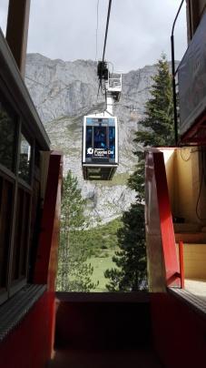 Fuente Dé Cable Car