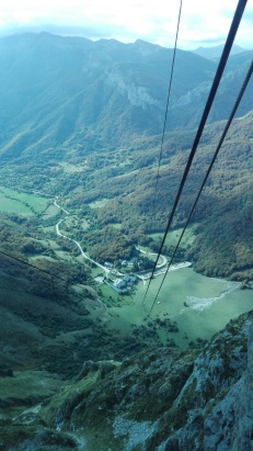 Fuente Dé Cable Car