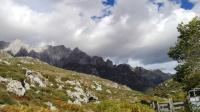 PR PNPE 27 and the Picos de Europa