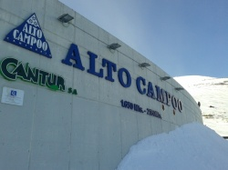Alto Campoo Ski Station