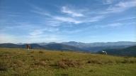 Ridge between Anievas and Pas valleys