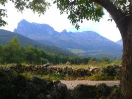 Asón mountains, Ramales de la Victoria