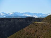 Ridge between Besaya and Saja valleys