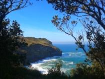 Cabo de Quejo, Isla