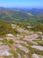 Cambera de los Moros, Sierra del Escudo