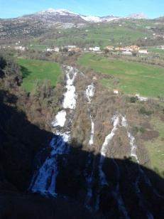 Cascadas de La Gandara, Soba