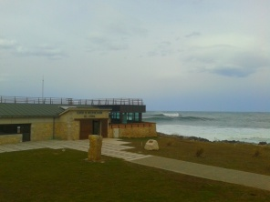 Coastal Visitor's Centre, La Maruca