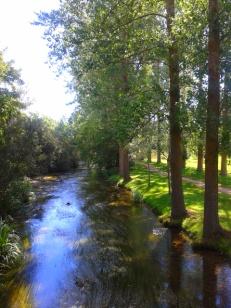 River Ebro, Nestares