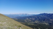 Picos de Europa from the Fuente del Chivo viewpoint, Alto Campoo