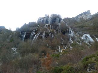 Cascada del Tobazo, Villaescusa de Ebro