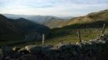 Estacas de Trueba mountain pass, Pas valley