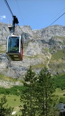 Fuente Dé cable car, Picos de Europa