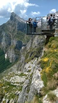 Fuente Dé viewpoint, Picos de Europa