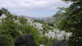 Above the Asón mountain pass