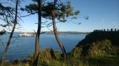 Isla de Mauro from the Magdalena Peninsula