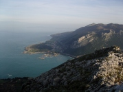Islares from Monte Candina