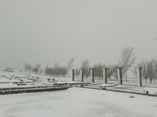 Juliobriga Roman site, Retortillo