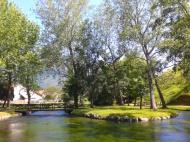 La Fuentona, Ruente, Saja