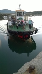 Los Reginas passenger ferry to Pedreña and Somo