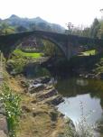 River Miera, Liérganes