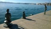 Los Raqueros, Santander seafront