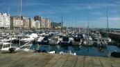 Santander marina