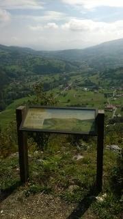 River Pas viewpoint, Monte Castillo, Puente Viesgo