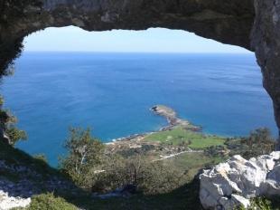 Ojo del Diablo, Monte Candina, Oriñon