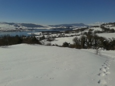 Ebro Reservoir, Monegro
