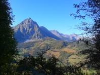 Pico San Vicente, Asón