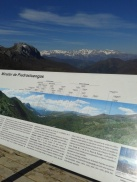 Views over the Picos de Europa from the Piedrasluengas viewpoint, Liébana
