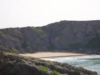 Playa de Antuerta, Ajo
