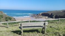 Playa de Arenillas, Galizano