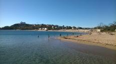 Playa de Bikinis, Santander