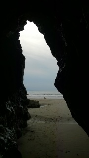 Playa de Merón, Gerra