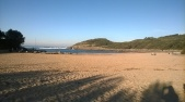 Playa de La Arena, Isla