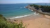 Playa de Mataleñas, Santander