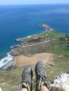Playa de Sonabia from Monte Candina