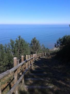 Coast Walk, Prellezo