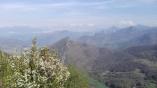 Overlooking the Liébana valley from San Glorio mountain pass
