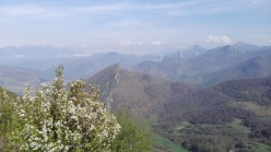 Overlooking the Liébana valley from San Glorio mountain pass